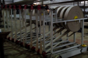 Textile Paper Tube Making machine