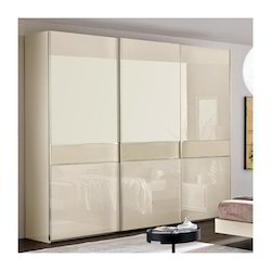 Sliding Wardrobe with Gloss Magic