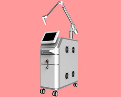 Fractional Q-Switch Nd:YAG Laser