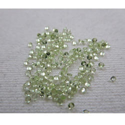 Light Green Peridot Natural Gemstone