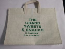 Grand Sweets & Snacks Jute Gift Bag