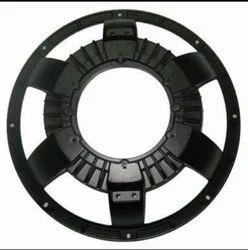 Black Speaker Basket