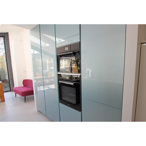 Modern High Gloss Acrylic Kitchen Cabinets, Rs 50000 /unit