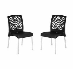 Nilkamal Novella 19 S S Chair or cafeteria chair