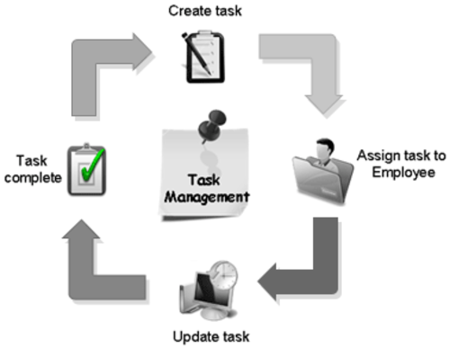 tasks of managers essay