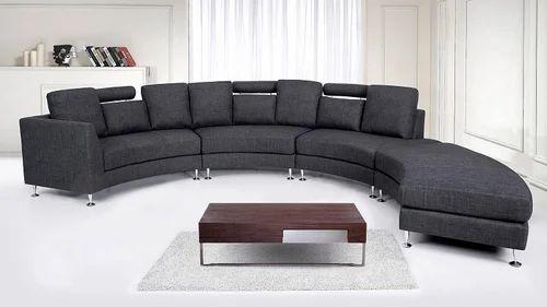 Round Sofa Set ग ल स फ ट र उ ड