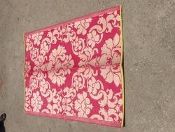 Designer Foldable PP Mats 4x6