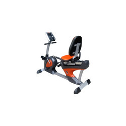 Programmable Magnetic Recumbent Bike