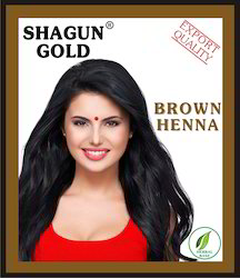 Natural Brown Hair Dye