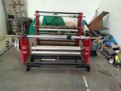 PVC Film Slitter Rewinder Machine