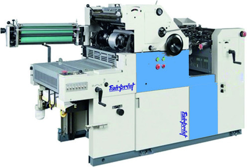 automatic semi automatic online numbering offset machine usage