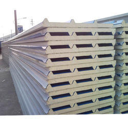 PUF Panel - Sandwich PUF Panel Manufacturer from Thane