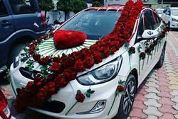 Weeding Car Decoration