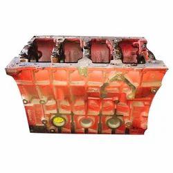 Truck Hino 4 Cylinder Engine Block