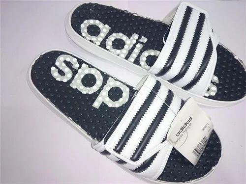 Artístico la carretera Bolos  Polymer Adidas New Slippers, Rs 899 /piece Massimo International | ID:  13338243830