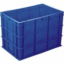Long Plastic Crates