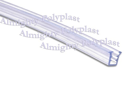 PVC Glass Profile - PVC Clear Rubber Profile Manufacturer from Rajkot