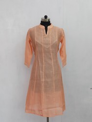 Casual Wear Ladies Cotton Kurti