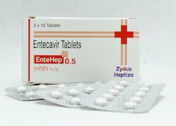 Entehep 0.5mg Tablet