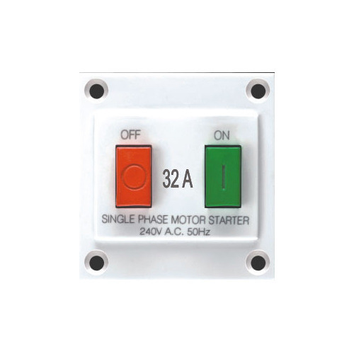 Motor Starter Switch, Electric Switches - Saifee Electricals, Indore
