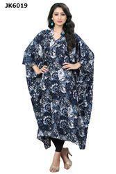 Free Size Designer Short Kaftan