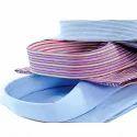 Cotton/linen Stripes Formal Shirt