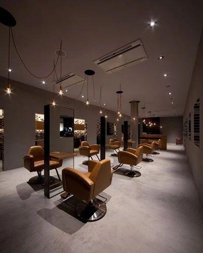 Awesome Salon Interior Designing