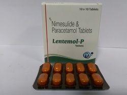 Nimesulide and Paracetamol Tablet