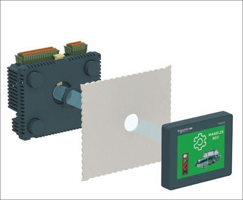 Human Machine Interface - HMI - Schneider Electric - Magelis