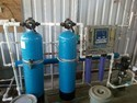 Industrial Plant Water Filter