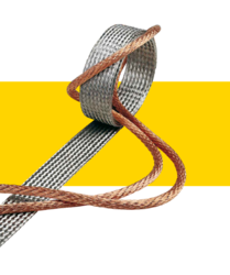 Braided Stranded Copper Wire Rope