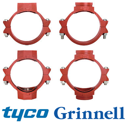 Tyco Grinnell Grooved Fititngs System Ul Listed / Fm Approved