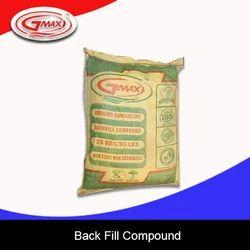 Back Fill Compound