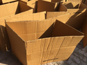 Open Corrugated Boxes