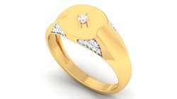 Hallmark Gold Diamonds Ring