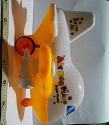 Boys Plastic Friction Aeroplane Toys