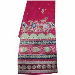 Saree Embroidery Job Work