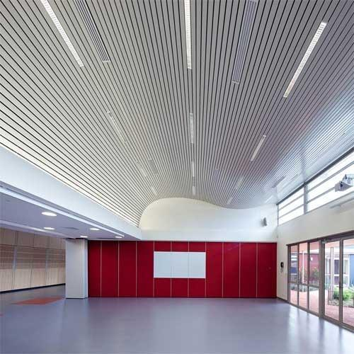 Linear Ceiling System Manufacturer From New Delhi