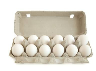 Unbranded 12 Eggs Carton Box Pulp, Rs 2.5 /box V M Packaging | ID:  18604345391