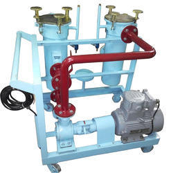 Resin Filter Machine