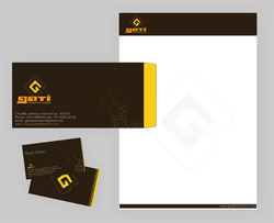 Multicolor Designing Firm Envelope Design Services, Pan India, Size Of Business Card: Custom