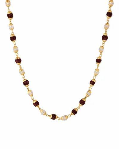 df2875f0c0348 Divine Rudraksha Beads Chain