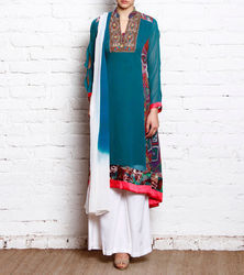 Designer Casual Party Wear Salwar Suit