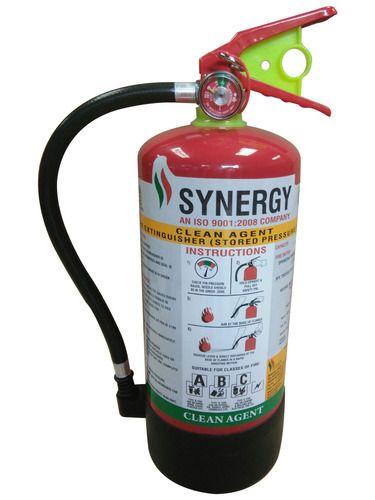 4KG Clean Agent Stored Pressure Fire Extinguisher