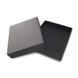 Black Multi-Purpose Disposable Kraft Paper Duplex Box