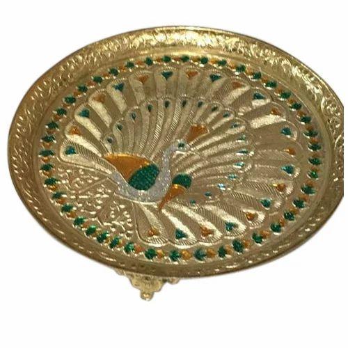 Brass Decorative Plate  sc 1 st  IndiaMART & Brass Decorative Plate at Rs 530 /piece | Brass Plates | ID: 13057599248