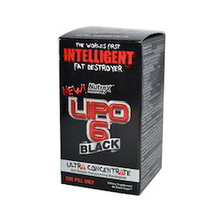 Nutrex Research Lipo6 Black Ultra Concentrate
