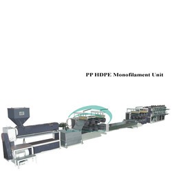 PP HDPE Monofilament Unit