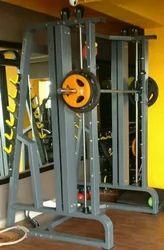 Smith Machine & Squat, For Gym