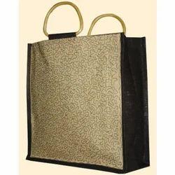 Designer Jute Cotton Bag